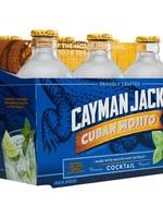 Cayman Jack Cuban Mojito - 6x12oz Bottles