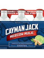 Cayman Jack Moscow Mule - 6x12oz Bottles