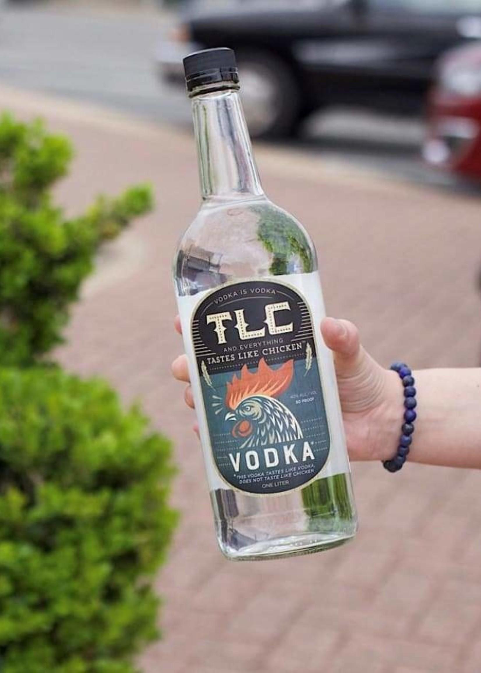 TLC Vodka Ltr