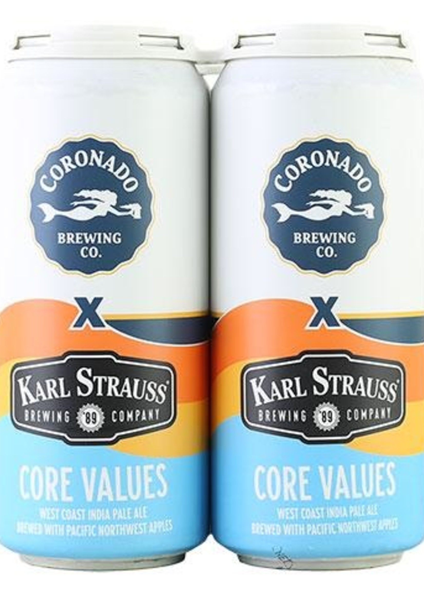 Coronado/Strauss Core Values IPA