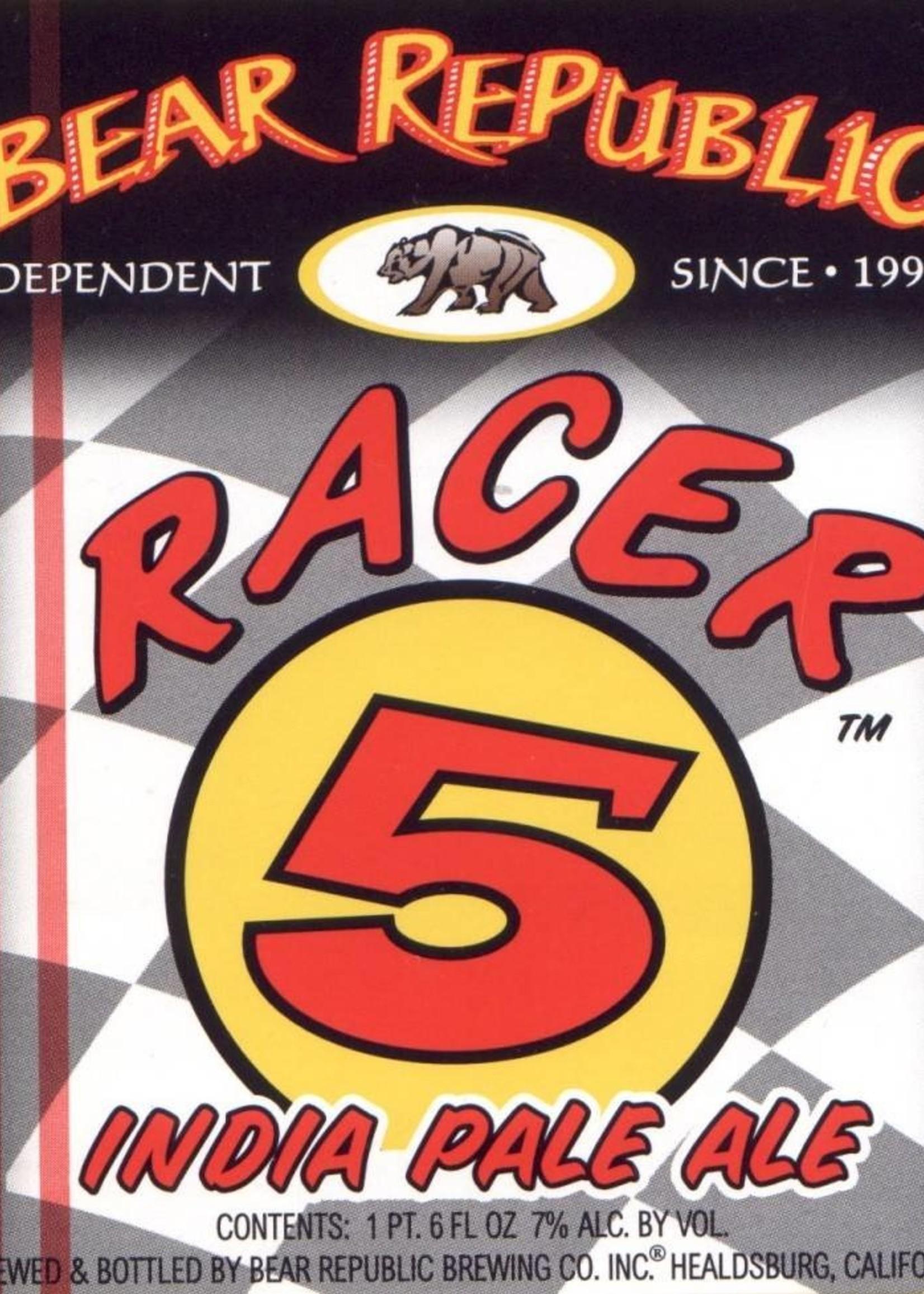 Bear Republic Racer 5 IPA - 4x16oz Cans