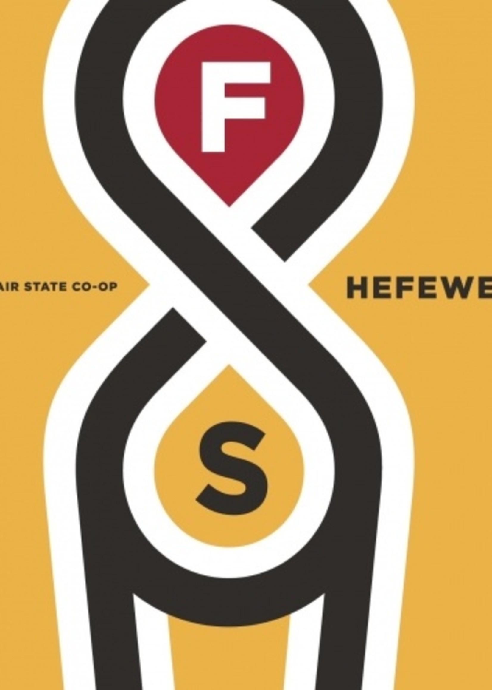 Fair State Hefeweizen - 4x16oz Cans