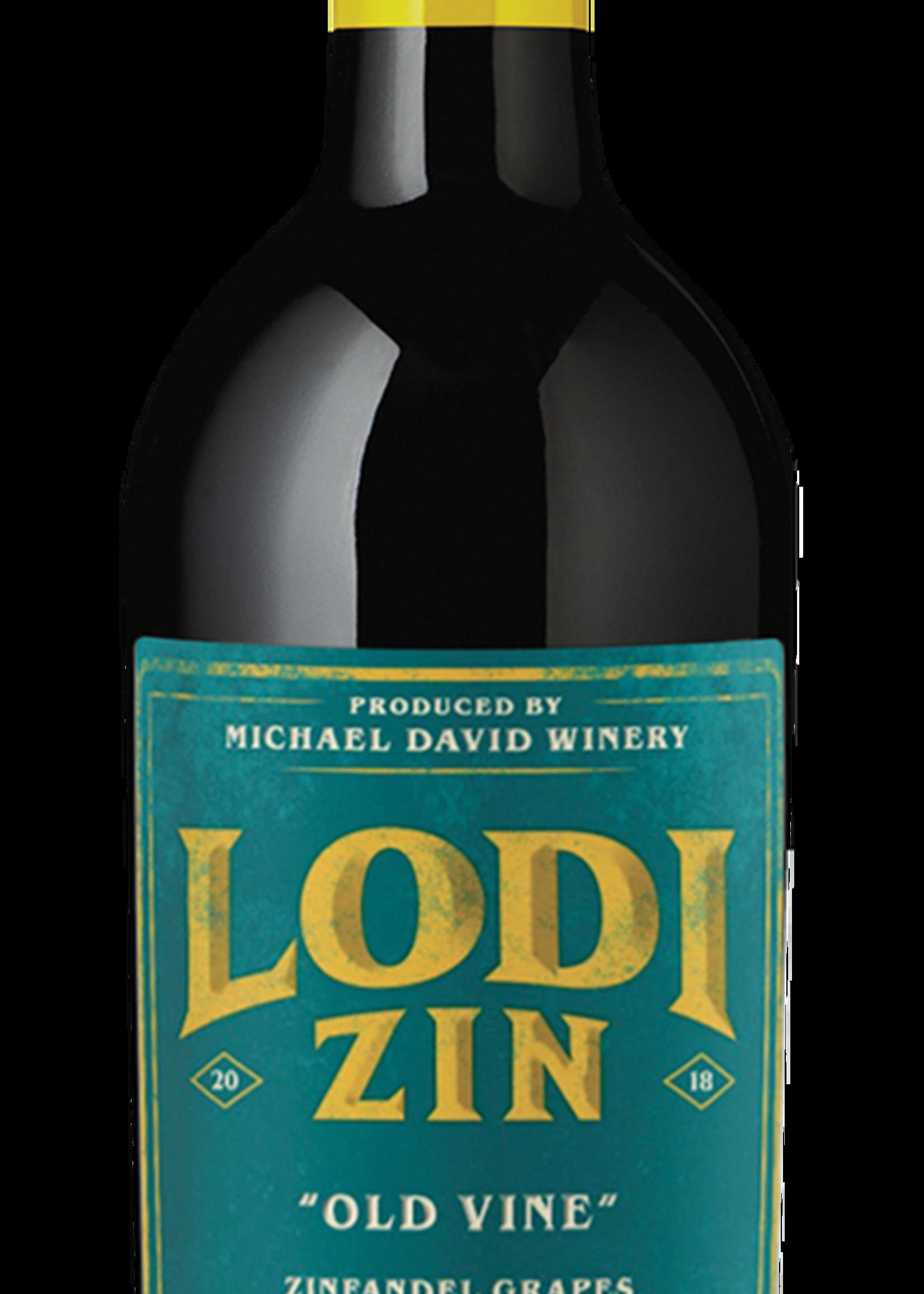 Michael David Lodi Zin, CA