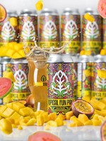 Lupulin Tropical Fun Pants Fruited Blonde Ale - 4x16oz Cans