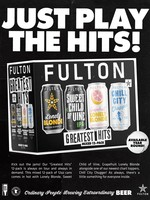 Fulton Greatest Hits Variety Pack - 12x12oz Cans