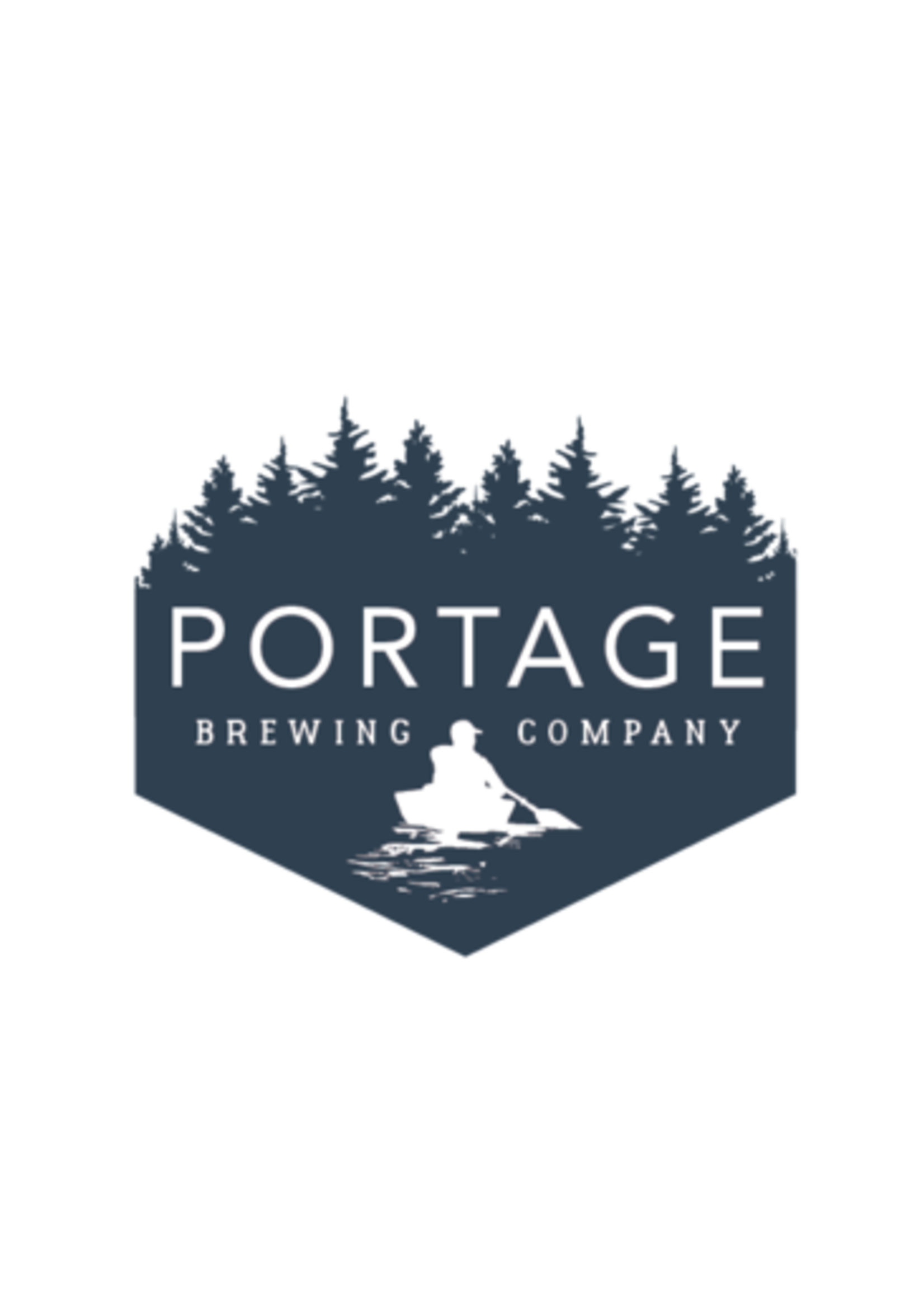 Portage Brewing Mint & Roast Pastry Stout - Crowler