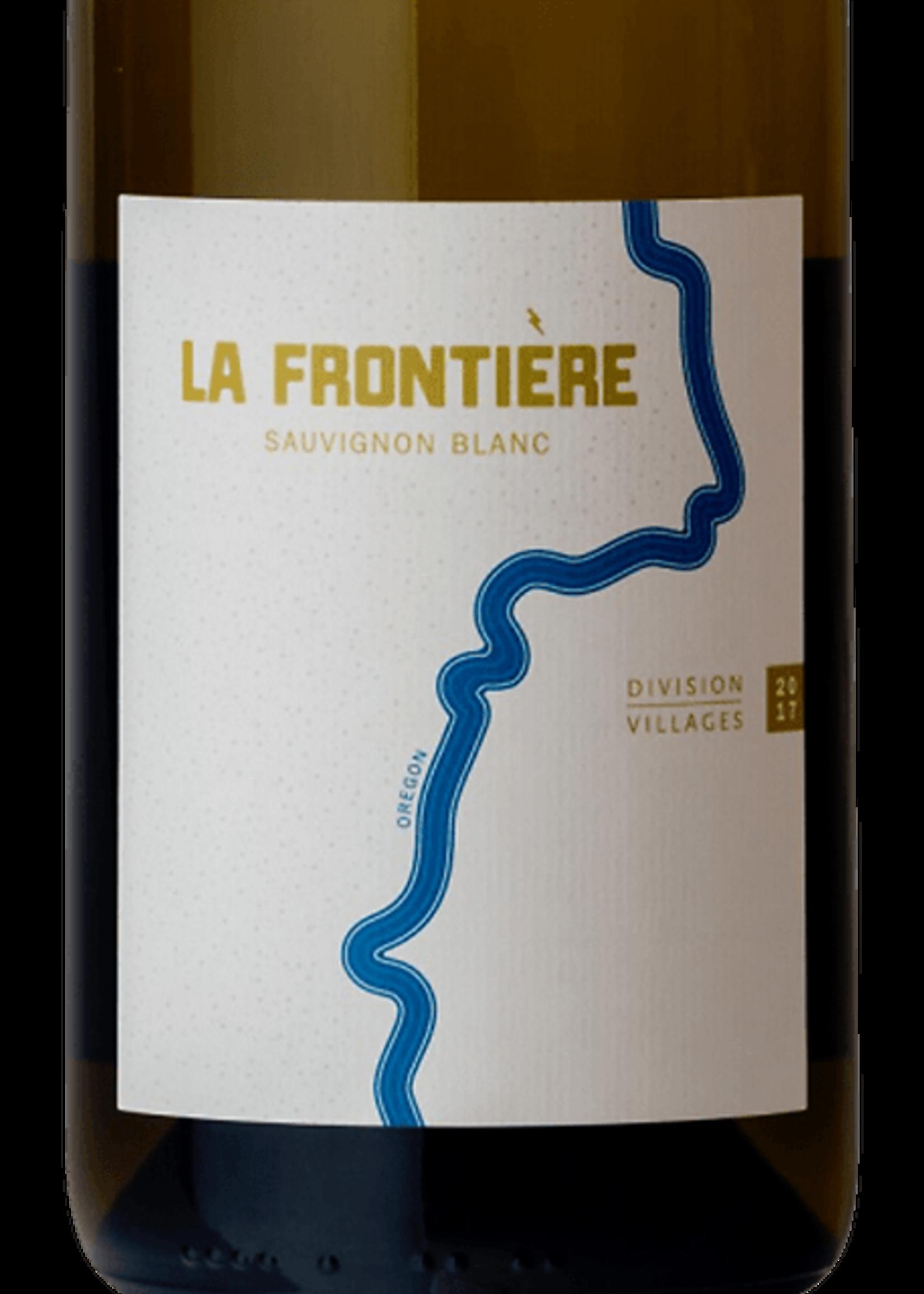 Division La Frontiere Sauvignon Blanc, OR