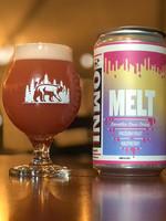 Omni Melt Passion Fruit/Raspberry Smoothie Sour - 4x16oz Cans