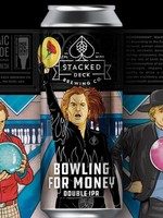 Stacked Deck Bowling For Money Double IPA - 4x16oz Cans