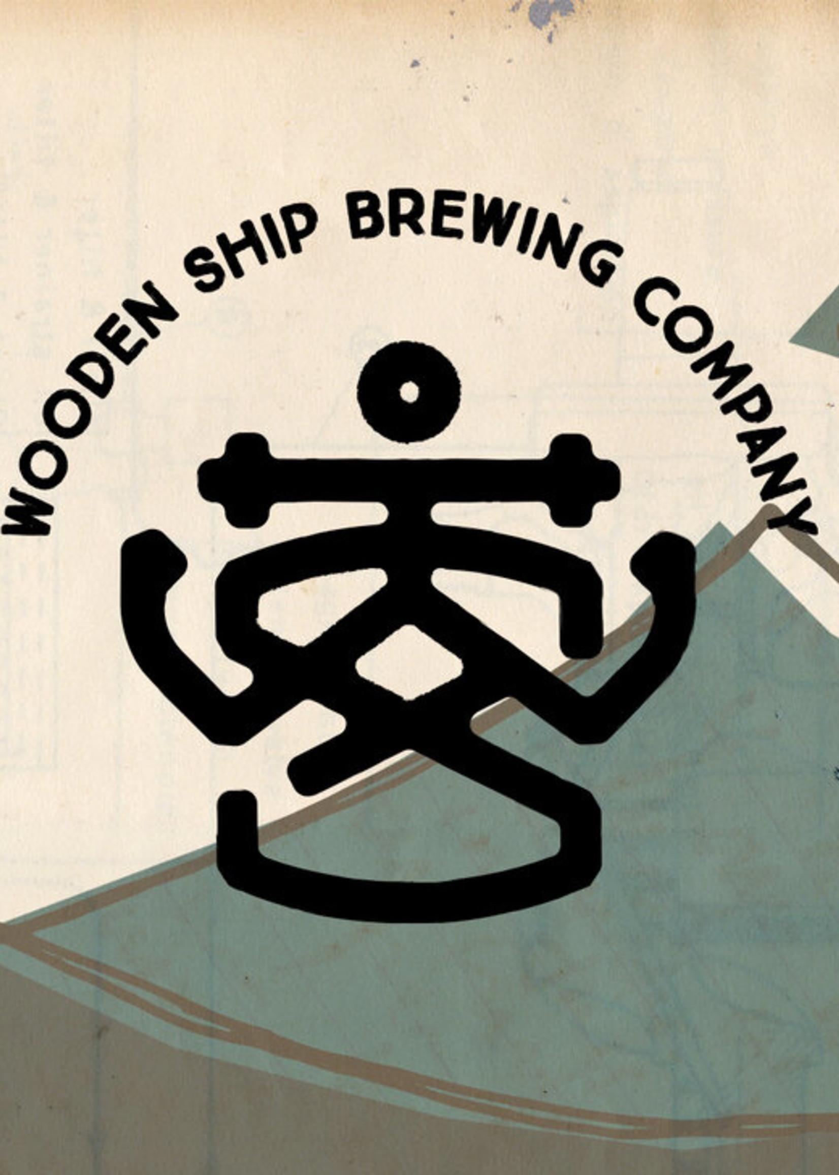 Wooden Ship Smoked Porter - Crowler
