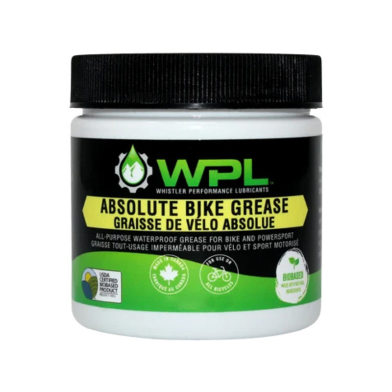 Whistler Performance (WPL) Absolute Bike Grease - 4oz (113g)