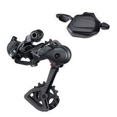 TRP TR12 Derailleur and Shifter Kit