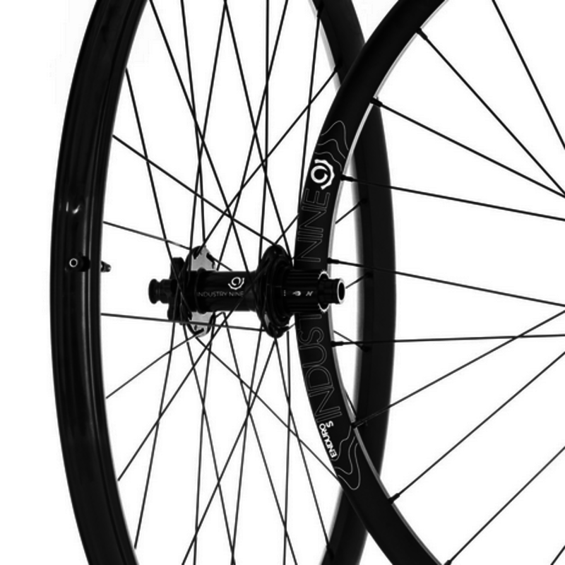 Industry Nine Enduro S 1/1 28h Rear Wheel