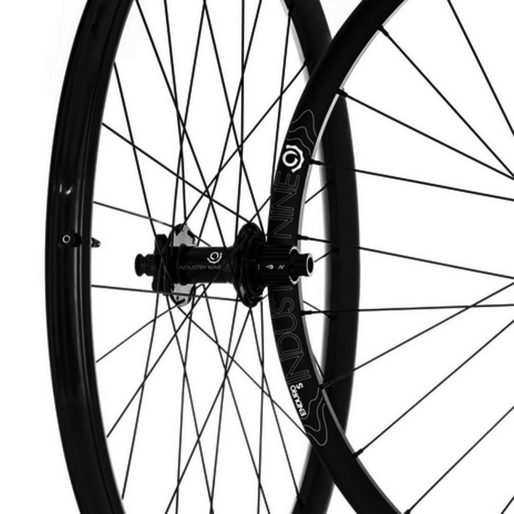Industry Nine Enduro S 1/1 28h Rear Wheel