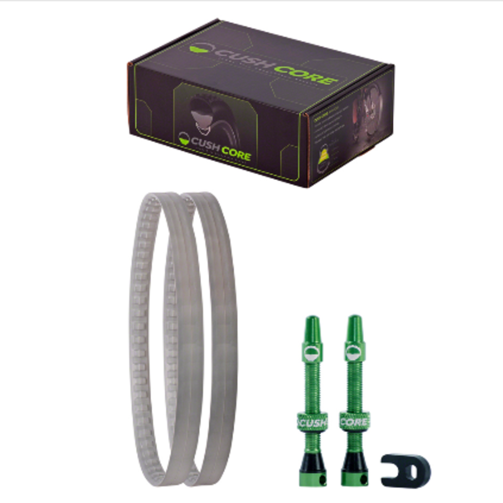 CushCore  XC Tire Inserts W/valves
