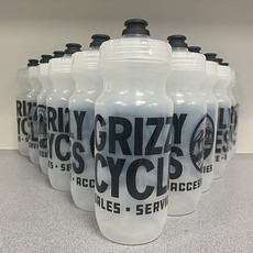 Grizzly Cycles Water Bottle