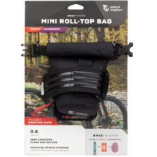 Wolf Tooth Components B-RAD Mini Roll Top Bag with Adapter