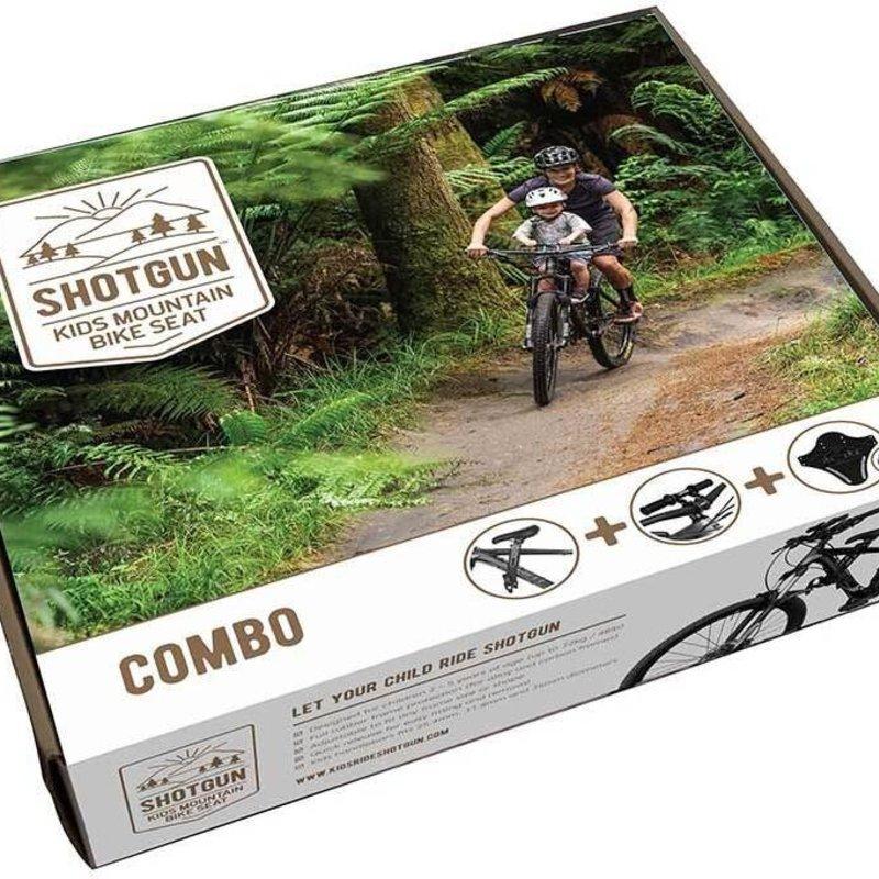 Shotgun Combo box, Baby Seat, On frame, Combo