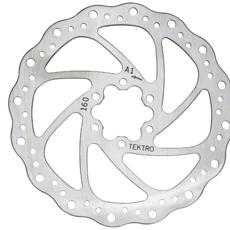 Tektro Wavy Type Disc Brake Rotor