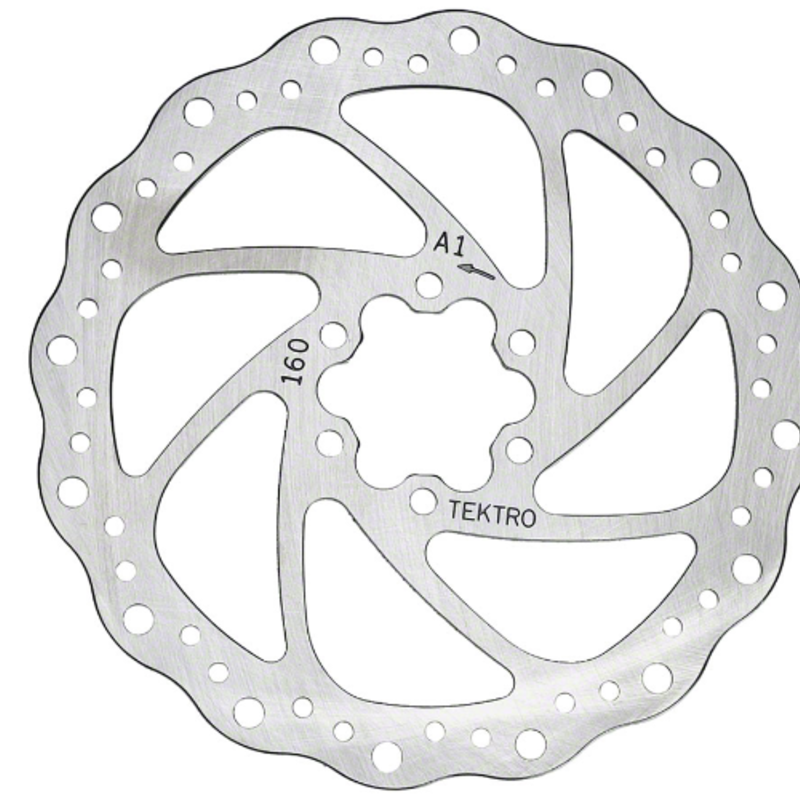 Tektro Wavy Type Disc Brake Rotor