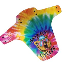 Grizzly Cycles Party Bear Fender