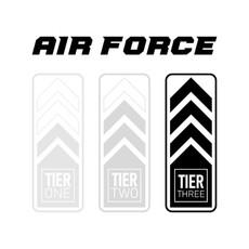 Air Force Tier 3 Floor Pump