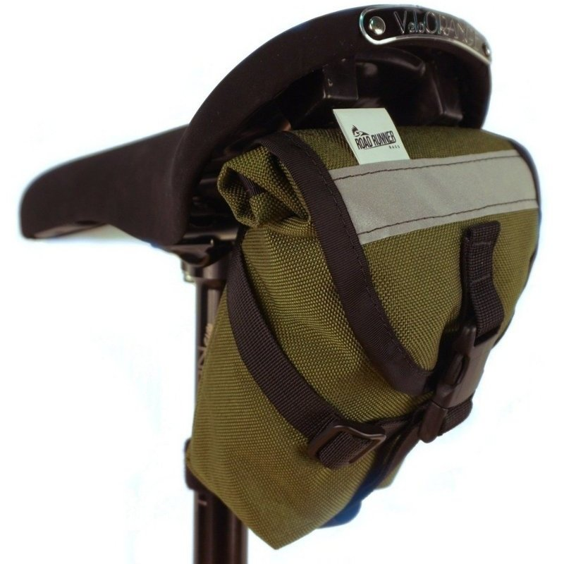 Roadrunner Bags Drafter Saddlebag
