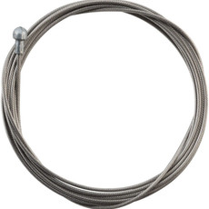 Jagwire Sport Brake Cable 1.5x2000mm Slick Galvanized SRAM/Shimano Road single