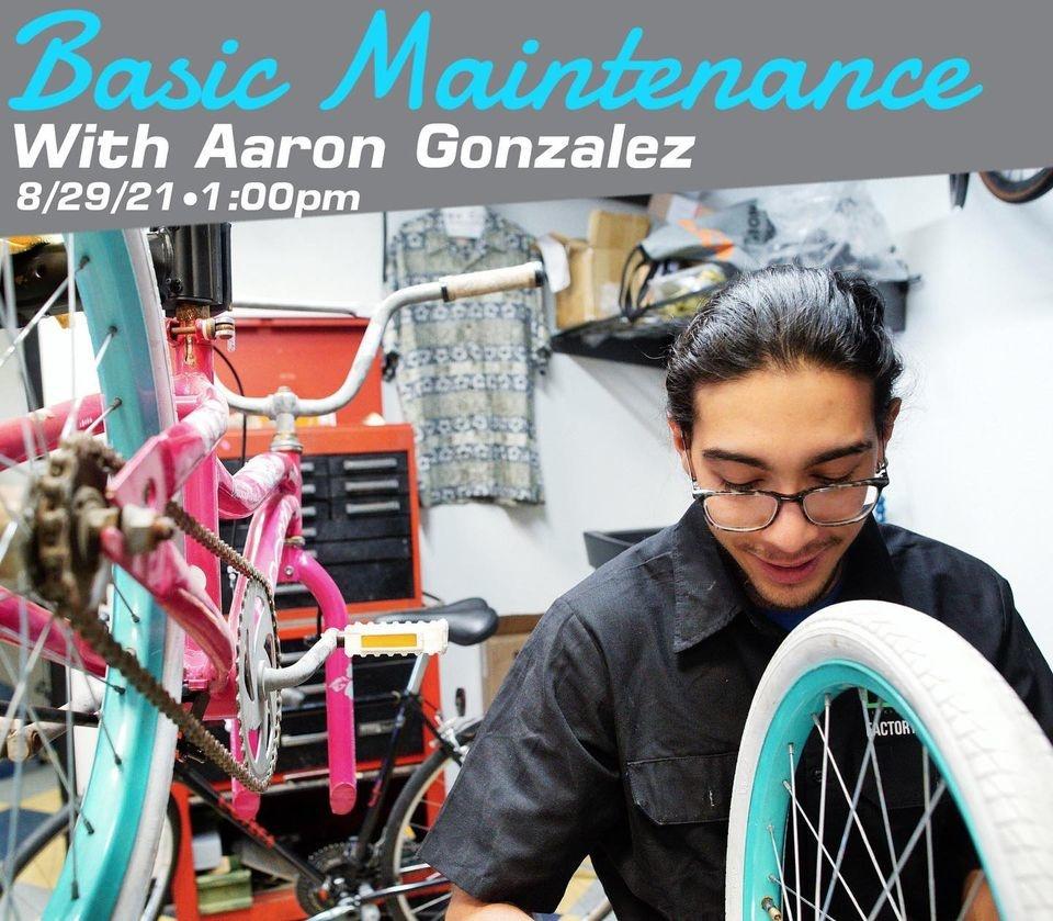 Basic Maintenance Class with Aaron!