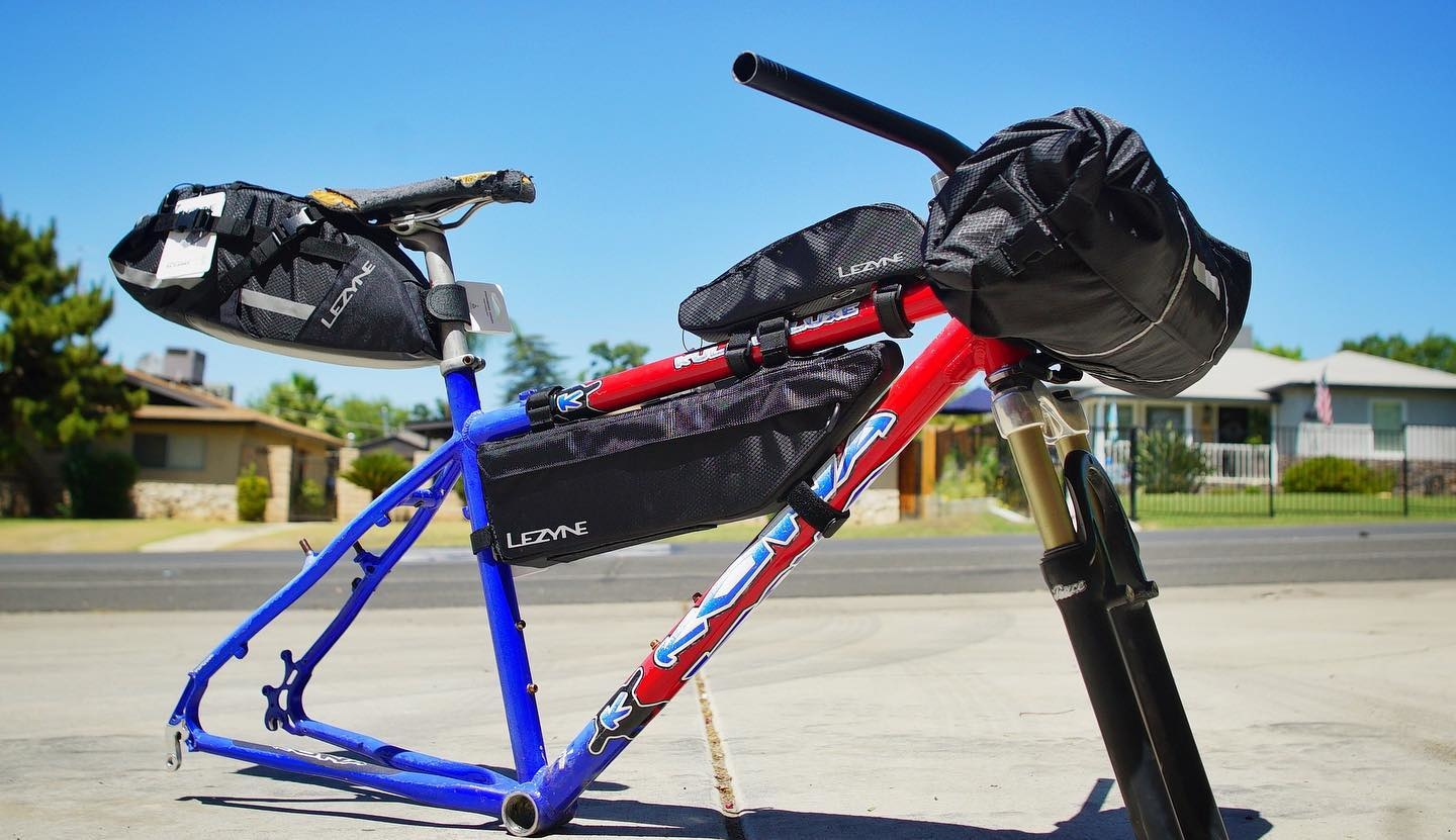 Lezyne Bikepacking bags are in stock!