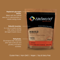 Tailwind Nutrition Caffeinated Rebuild Recovery