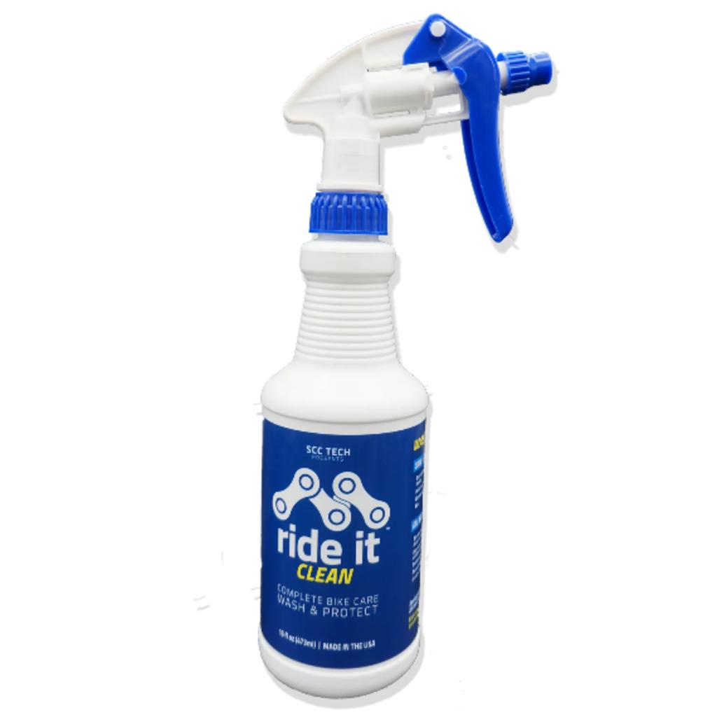 SCCtech Ride It Clean 16oz