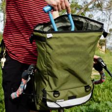 Roadrunner Bags Middle Earth Jammer Handlebar Bag
