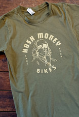 Hush Money Ben Cranklin T-Shirt Army and Navy XXXL
