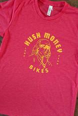Hush Money Ben Cranklin T-Shirt Ketchup and Mustard