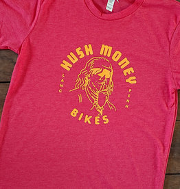 Hush Money Bikes Hush Money Ben Cranklin T-Shirt Ketchup and Mustard XS