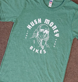 Hush Money Bikes Hush Money Ben Cranklin T-Shirt Eagledelphia Unisex