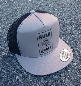 Hush Money Flat Brim Trucker Hat