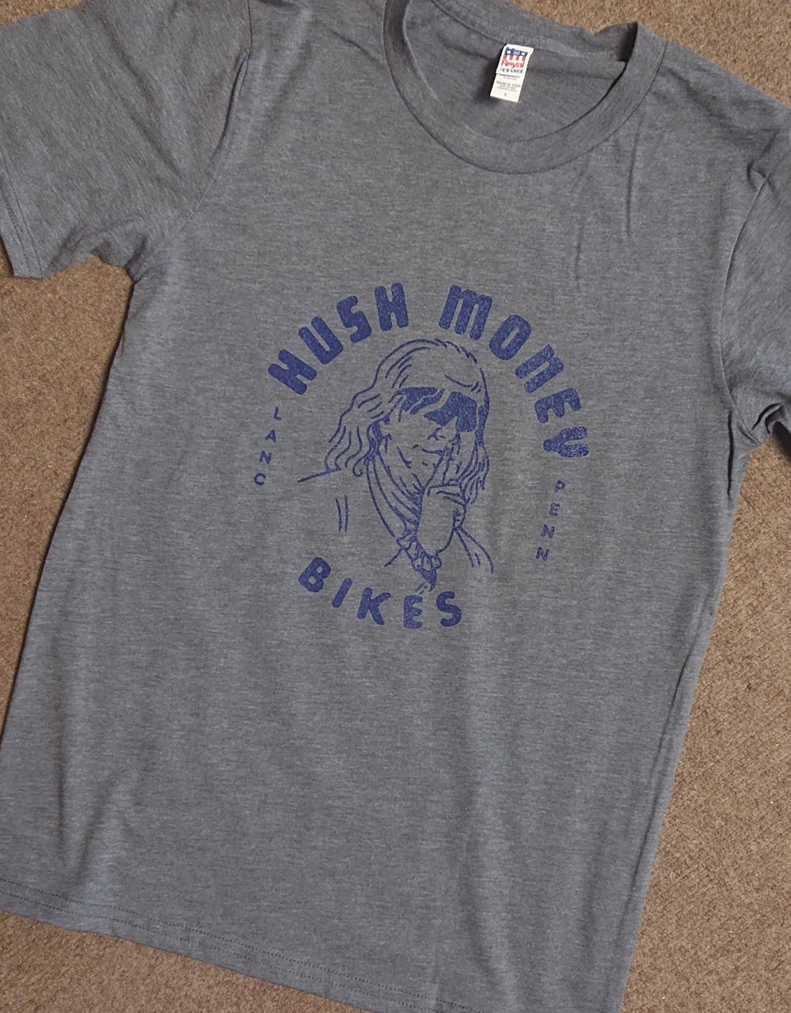 Hush Money Bikes Ben Cranklin T-Shirt 50 Shades