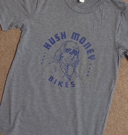 Hush Money Bikes Ben Cranklin T-Shirt 50 Shades