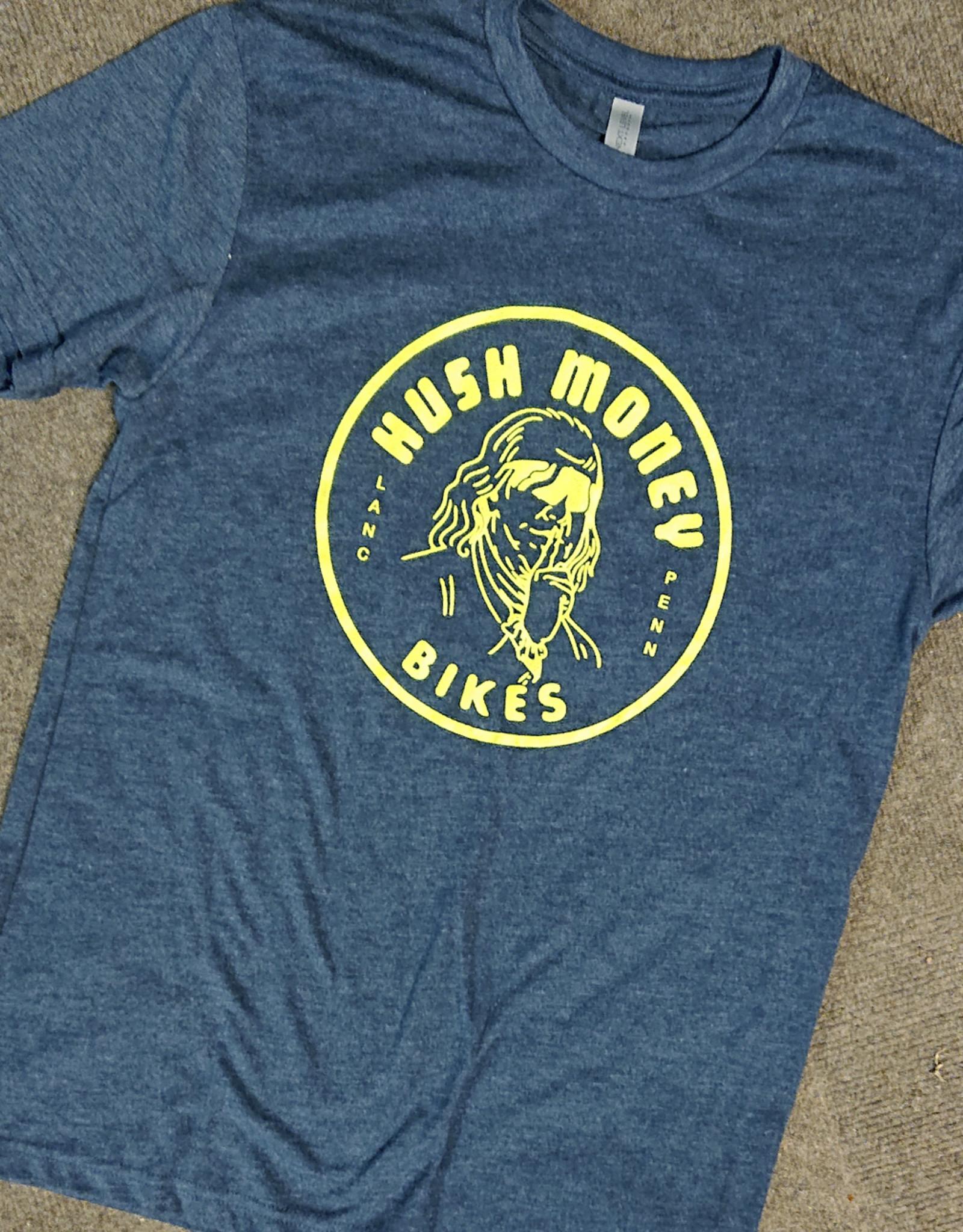 Hush Money Bikes Ben Cranklin T-Shirt Otsotreuse