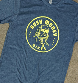 Hush Money Bikes Ben Cranklin T-Shirt Otsotreuse