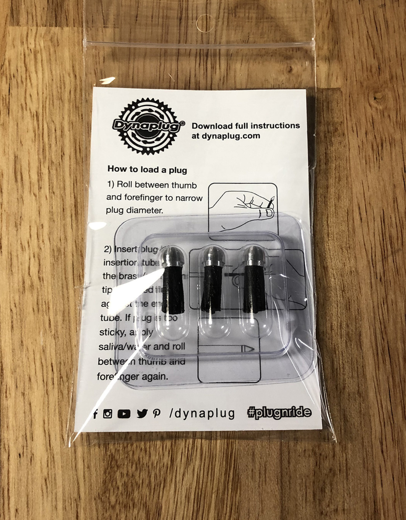 Dynaplug Repair Plugs Mega Tip 3 Pack