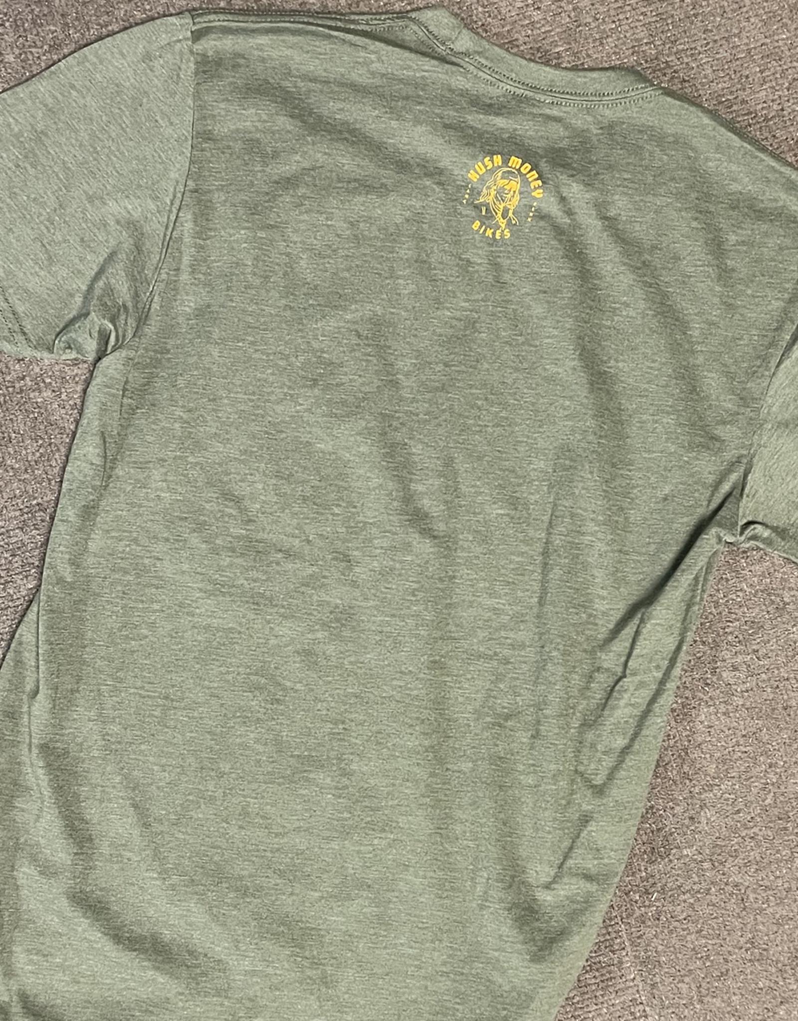 Hush Money Bikes Radar T-Shirt