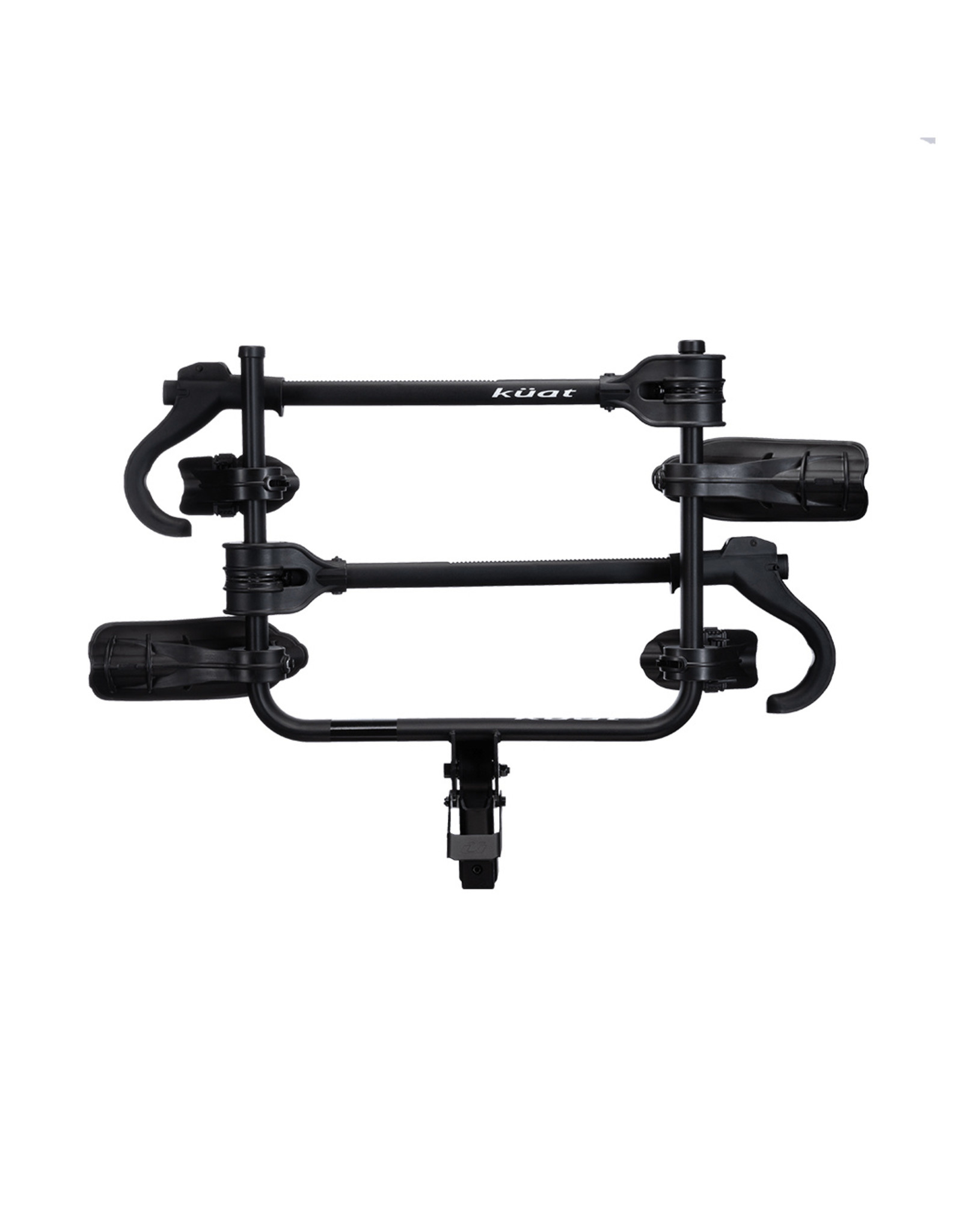 "Kuat Transfer v2 Hitch Bike Rack - 2-Bike, 2"" Receiver, Black"