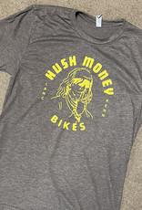 Hush Money Bikes Ben Cranklin LaDon T-Shirt