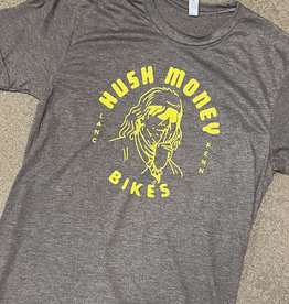 Hush Money Bikes Ben Cranklin LaDon T-Shirt