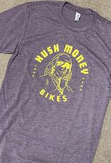 Hush Money Bikes Ben Cranklin Lebron T-Shirt