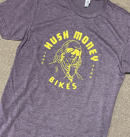 Hush Money Bikes Ben Cranklin Lebron T-Shirt