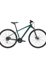 Cannondale Quick CX 3 Women's 2021 Emerald Medium